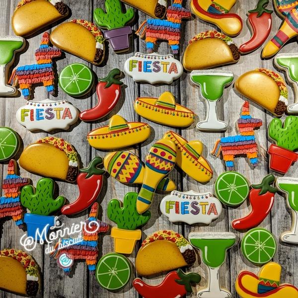 #2 - Fiesta! by Le Monnier du Biscuit