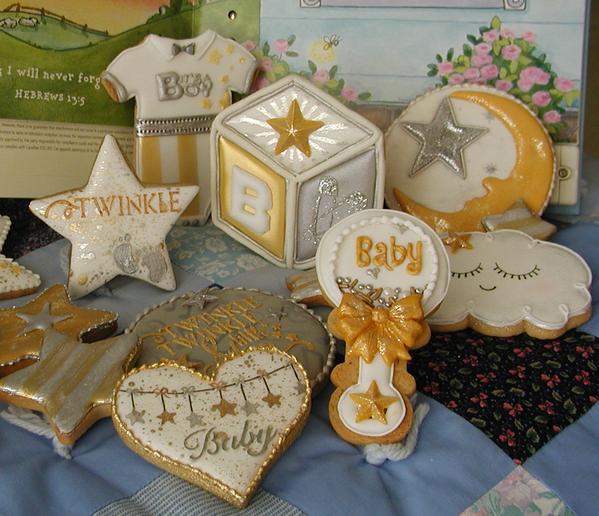 #9 - Twinkle, Twinkle, It's a Boy! by Cookies Fantastique by Carol