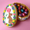 Easter Cookie Box - Cookies Aren't Just for Christmas!: Cookie Box and Photo by Berni Solti