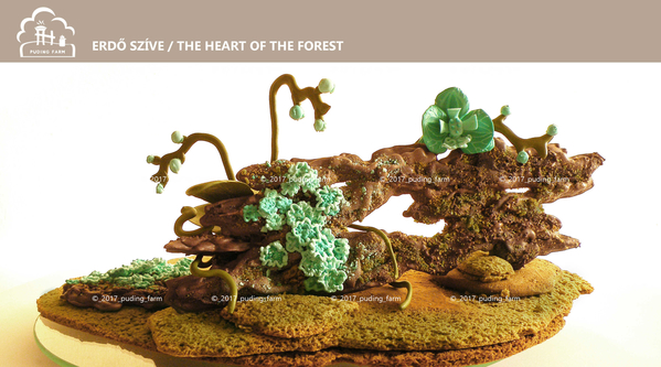 #2 - The Heart of the Forest by PUDING FARM