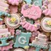 #2 - Quinceañera Cookies: By Gaby Rodríguez