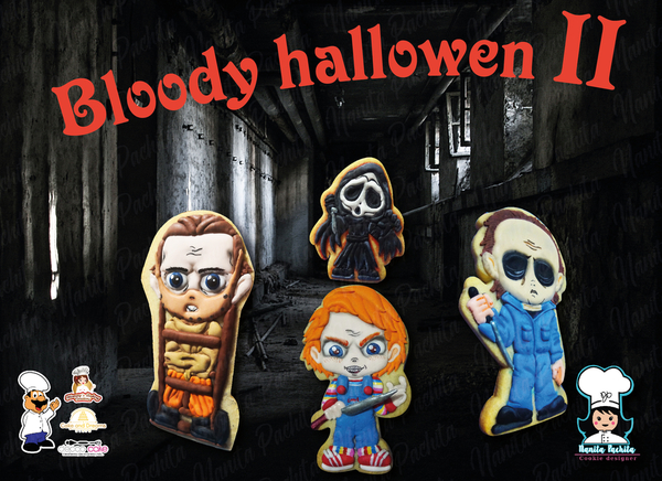 #9 - Bloody Halloween II by Ana Maria Borja (Nanita Pachita)