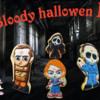 #9 - Bloody Halloween II: By Ana Maria Borja (Nanita Pachita)