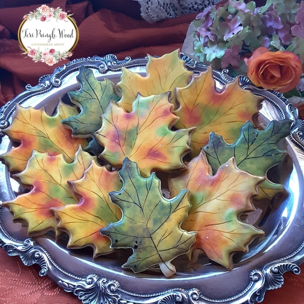 #9 - Colors of Fall by Teri Pringle Wood