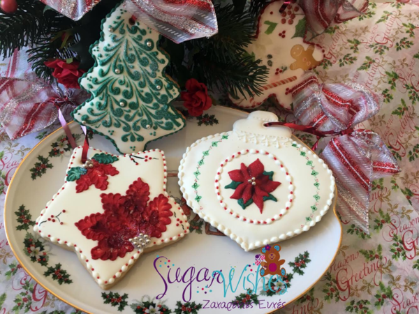 #10 - Christmas Ornaments by Tina at Sugar Wishes