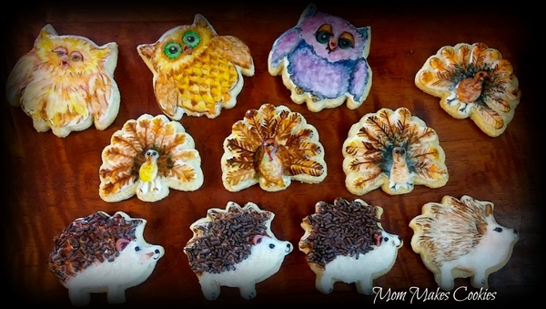 #10 - Owls, Hedgehogs, and Turkeys by Kim Damon