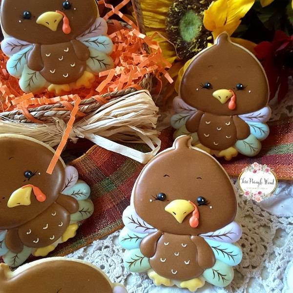 #3 - A Little Turkey by Teri Pringle Wood