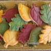 #10 - Fall Leaves!: By TriciaZ@Tricia's Cookie Cottage