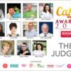 2018 Cake Masters Judges: Photo Courtesy of Cake Masters Magazine