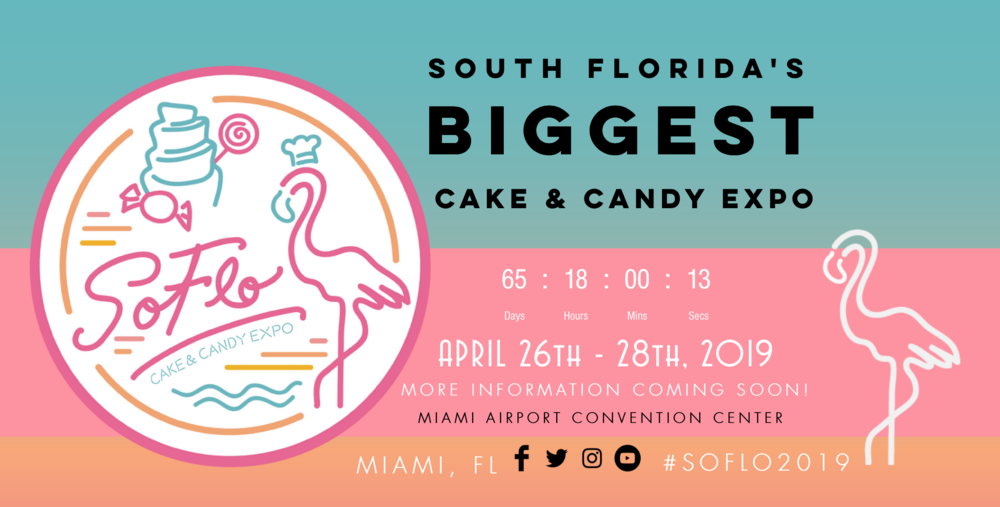 Julia at SoFlo Cake & Candy Expo | Cookie Connection