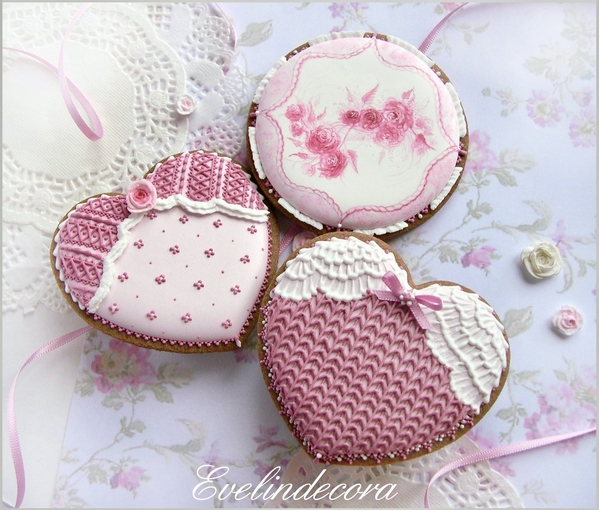 #2 - Crochet Cookies by Evelindecora