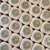 Large Order with Stenciled Image: Cookies and Photo by Andrea Walters