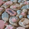 Girl's Baby Shower Set: Cookies and Photo by Andrea Walters