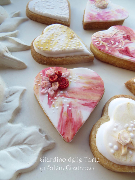 #4 - Valentine's Cookies by Silvia Costanzo