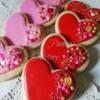 #8 - Elegant Hearts: By GrammyPammySweetery