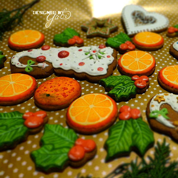 #10 - Christmas Cookies by Icingsugarkeks