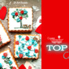 Top 10 Cookies Banner: Cookies and Photo by DI ART; Graphic Design by Julia M Usher