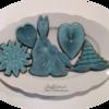 #3 - Snow Rabbit Valentine: By swissophie