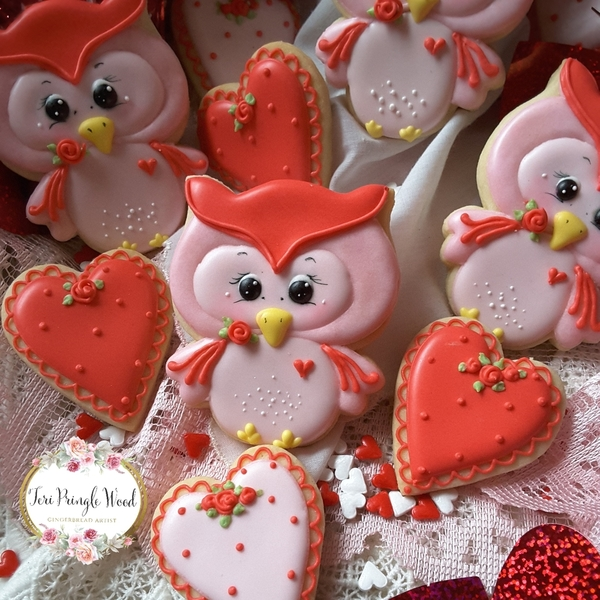 #7 - Owl Always Love You by Teri Pringle Wood