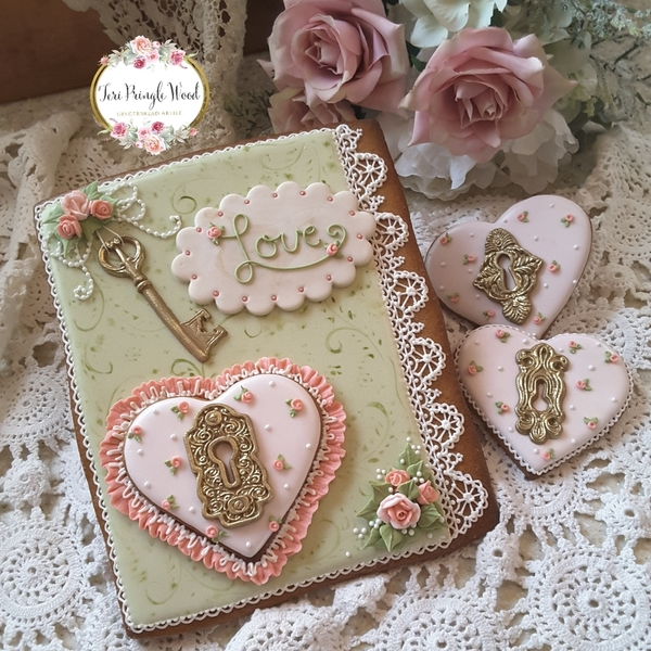 #8 - Keepsake Valentine Card by Teri Pringle Wood