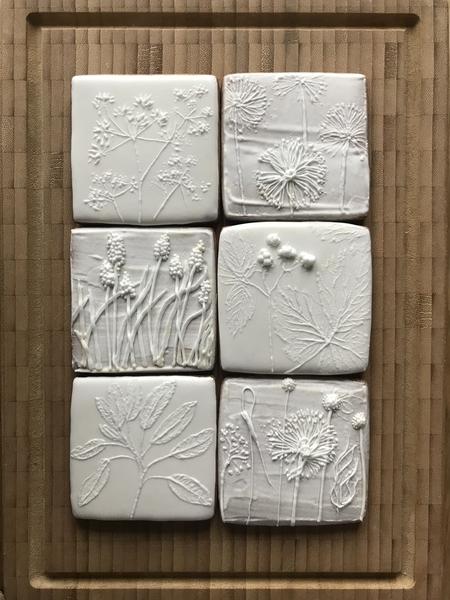 #4 - Botanical Plants by Anna Dziedzic