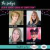 Judges: Photos Courtesy of Judges; Graphic Design by Julia M Usher