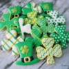 #7 - St. Patrick's Day Cookies: By Emma's Sweets