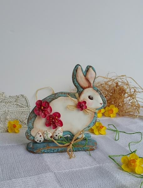 #5 - Пасхальный заяц (aka Easter Bunny) by Olesia Gul