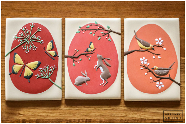 Final midcentury easter set