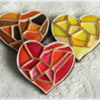 Geometric Hearts: By Heba Elalfy