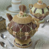 3-D Teapot Cookie: By Julia M. Usher