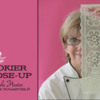 Michele's Cookier Close-up Banner: Photo Courtesy of Michele Hester of SugarVeil®; Graphic Design by Julia M Usher