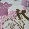 Wafer Paper Flower Close-up: Cookie and Photo by Julia M Usher; Stencils Designed by Julia M Usher in Partnership with Confection Couture Stencils