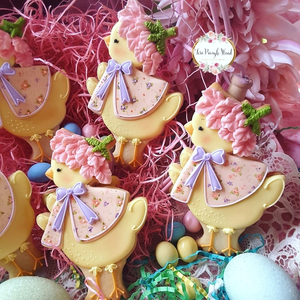 #9 - In My Easter Bonnet by Teri Pringle Wood