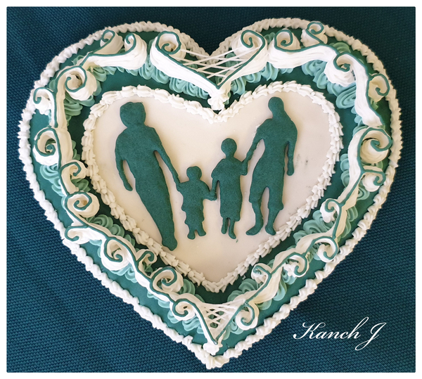 #1 - Lambeth-Style Photo Frame by Kanch J