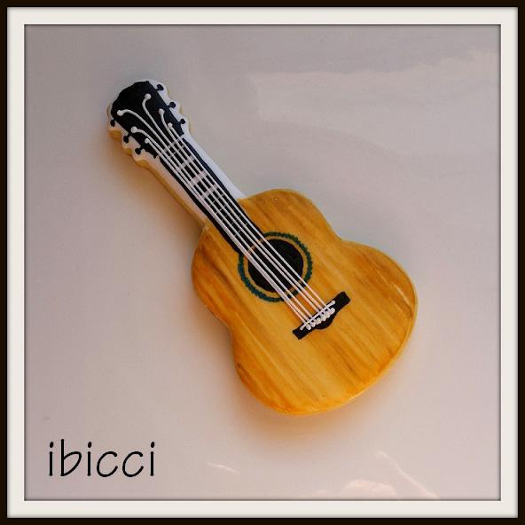 #2 - Woodgrain Acoustic Guitar by Kat Rutledge-ibicci