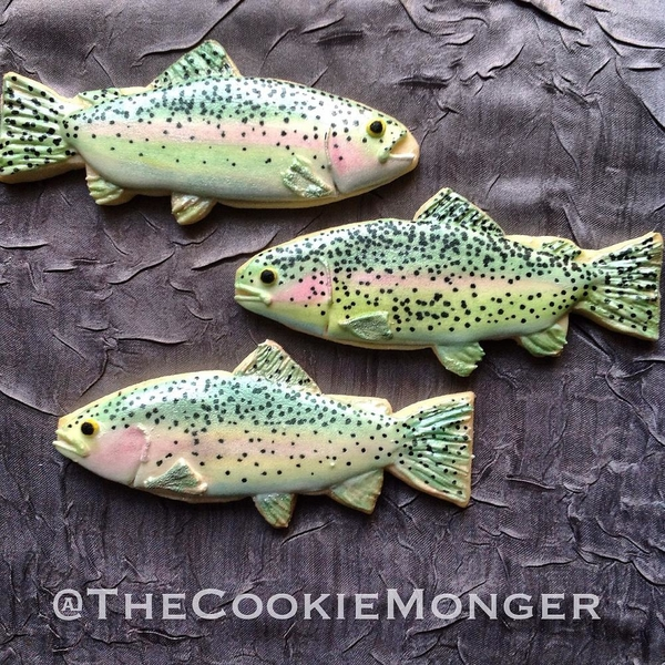 #5 - Rainbow Trout v2.0 by The Cookie Monger