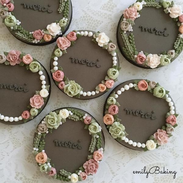 #6 - Merci Cookies by emilybaking