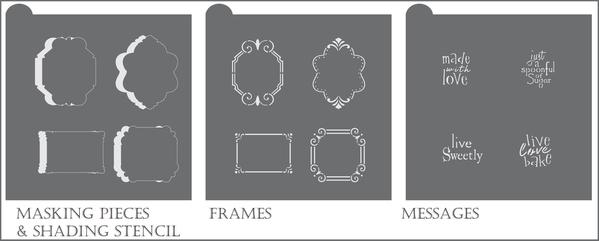 Message and FrameBORDER