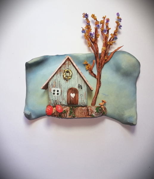 #3 - Little Teal House by Cookies by joss