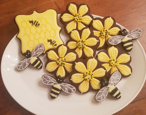 #9 - Honey Bees by Shea