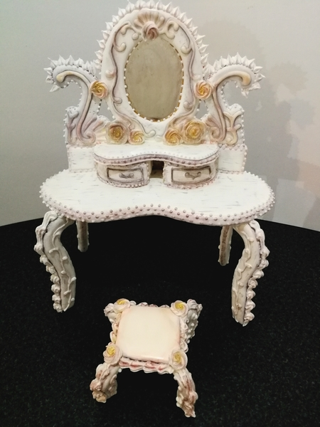 #10 - Dressing Table by Maribel Andrea Contreras Barraza