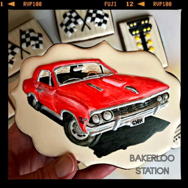 '66 Chevy Chevelle | Bakerloo Station