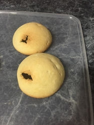 Hemisphere cookie failure