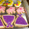 Samantha's First Cookies: Cookies and Photo by Samantha Yacovetta
