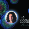 Aproned Artist's Cookier Close-up Banner: Cookie and Photos by Samantha Yacovetta; Graphic Design by Julia M Usher
