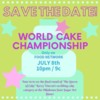 Food Network World Cake Championship Banner: Courtesy of Food Network