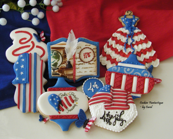 #7 - Faith - Family - Freedom!! by Cookies Fantastique by Carol