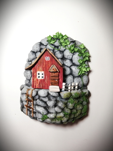 #4 - Little Red House by Cookies by joss