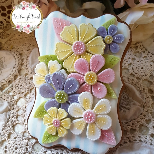 #5 - May Flowers by Teri Pringle Wood